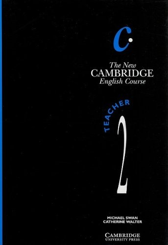 The New Cambridge English Course-level 2 - Catherine Walter, Michael Swan