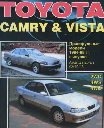 Модели 1994-98 гг. выпуска. Устройство, техническое обслуживание и ремонт -